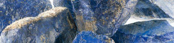Lapis,Lazuli,Raw,Stone,Specimen
